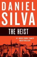 The Heist Paperback  by Daniel Silva