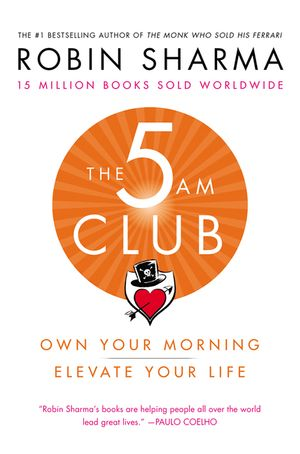 The 5 AM Club book image
