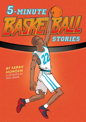 5-Minute Basketball Stories book image
