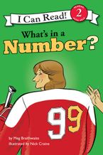 I Can Read Hockey Stories: What's in a Number