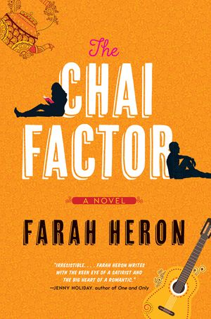 The Chai Factor book image