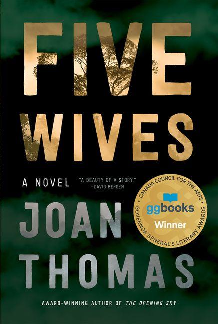 five wives - joan thomas