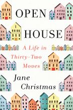 Open House Paperback  by Jane Christmas