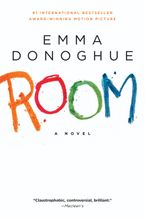 Room Paperback  by Emma Donoghue