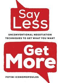 say-less-get-more