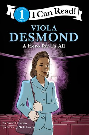 I Can Read Fearless Girls #3: Viola Desmond book image