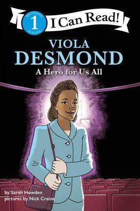 I Can Read Fearless Girls #3: Viola Desmond