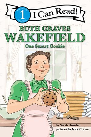 I Can Read Fearless Girls #6: Ruth Wakefield book image