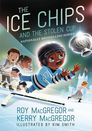 The Ice Chips and the Stolen Cup book image
