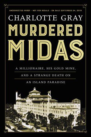 Murdered Midas book image