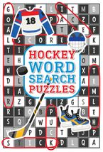 Hockey Word Search Puzzles Paperback  by HarperCollins Publishers Canada