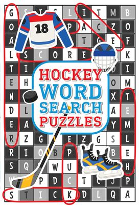 Hockey Word Search Puzzles