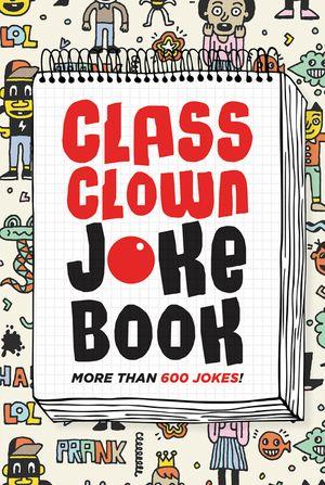 Class Clown Joke Book book image