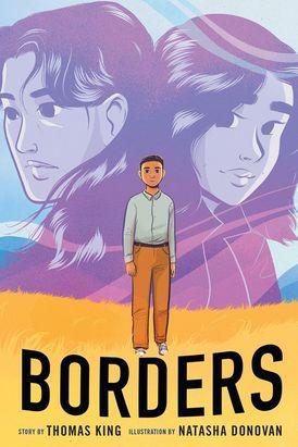 Borders Graphic Novel
