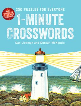 1-Minute Crosswords: 250 Puzzles for Everyone Low Price Edition