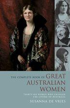 The Complete Book of Great Australian Women