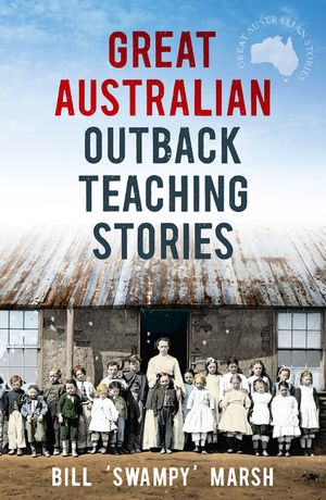 Great Australian Outback Teaching Stories book image