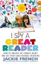 I Spy a Great Reader eBook  by Jackie French