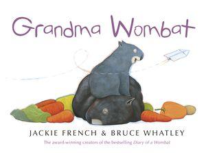 Grandma Wombat book image