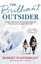 The Brilliant Outsider eBook  by Robert Wainwright