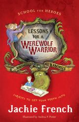 Lessons for a Werewolf Warrior