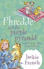 Phredde and the Purple Pyramid eBook  by Jackie French