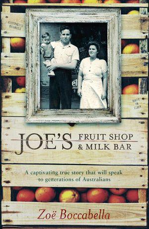 Joe's Fruit Shop & Milk Bar book image