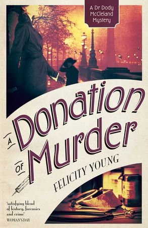 Cover image - A Donation of Murder