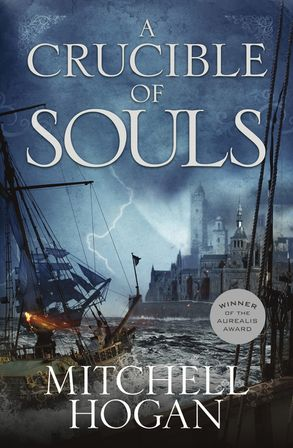 Cover image - A Crucible of Souls