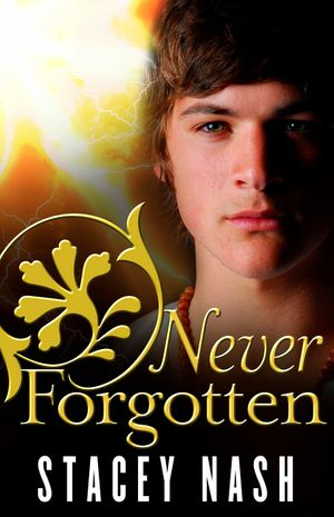 Never Forgotten book image