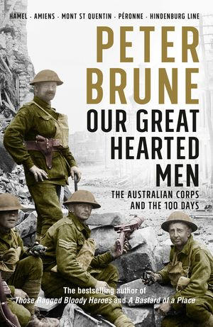 Our Great Hearted Men book image