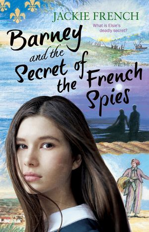 Barney and the Secret of the French Spies book image