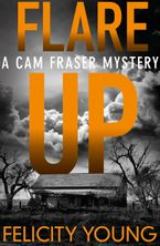 Flare-up: a tense, taut mystery eBook  by Felicity Young