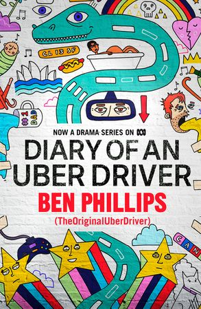 Cover image - Diary of an Uber Driver