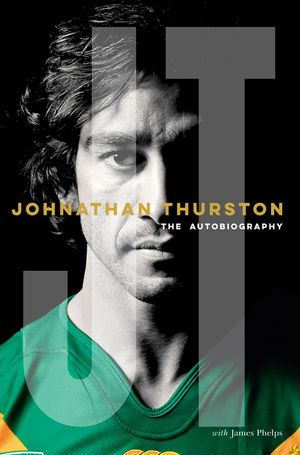 Johnathan Thurston book image