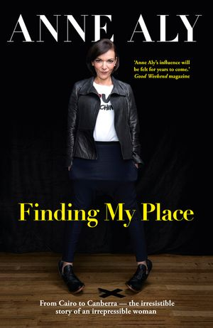 Finding My Place book image