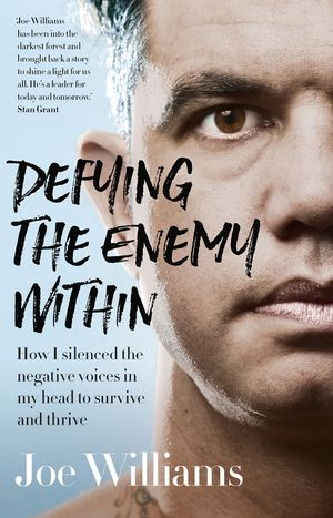 Defying The Enemy Within: How I silenced the negative voices in my head to survive and thrive book image