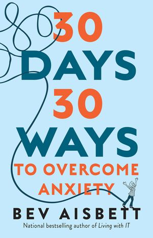 30 Days 30 Ways to Overcome Anxiety book image