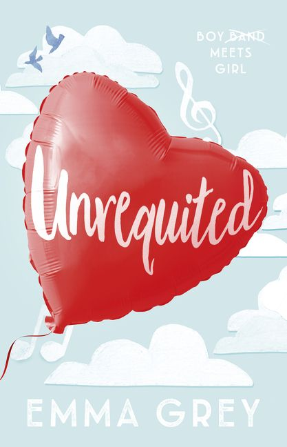 Unrequited - Emma Grey - E-book