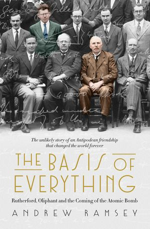 The Basis of Everything book image