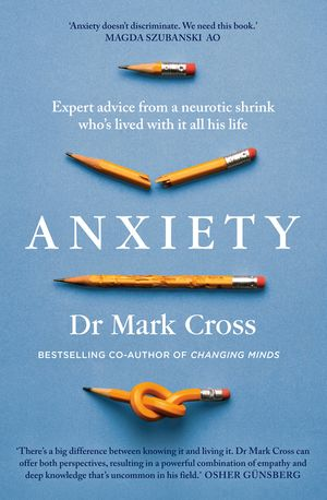 Anxiety book image