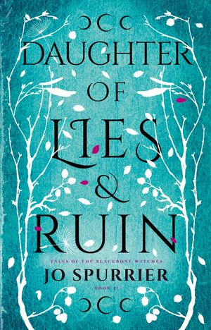 Daughter of Lies and Ruin book image
