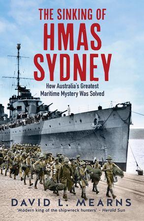Sydney Hms Majestic Cl Light Fleet Aircraft Carrier