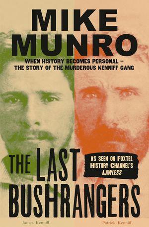 The Last Bushrangers book image
