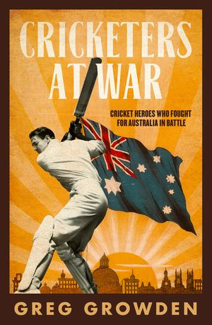 Cricketers at War book image