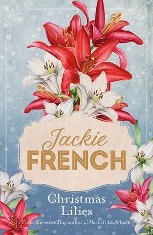 Christmas Lilies book image