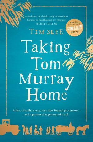 Taking Tom Murray Home book image