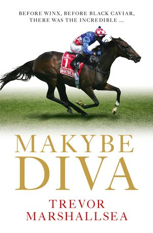 Makybe Diva book image