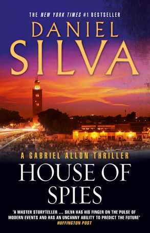 Cover image - House of Spies
