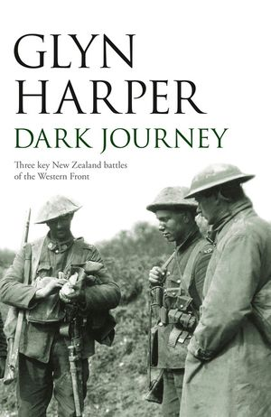 Dark Journey: Three Key NZ Battles book image